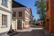 A small street in Zapskovye, Pskov