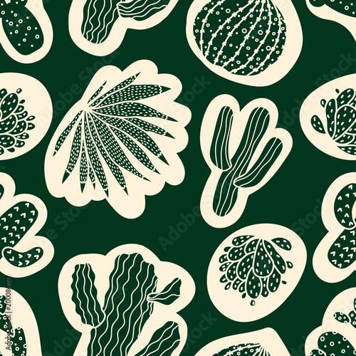 kaktusowy-bezszwowy-wzor
