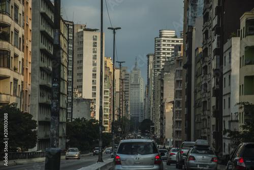 Cadres-photo bureau New York São Paulo