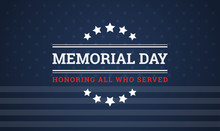 Memorial Day Background - Hono...