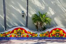 Miami Calle Ocho Mosaic At Lit...