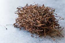 Stack Of Cherry Branches / Sta...