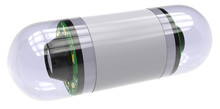 Pill-sized Camera For Capsule ...