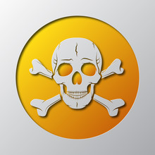 The Skull And Crossbones Is Cu...