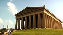 The Parthenon In Nashville, TN