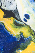 Close Up Of Abstract Texture W...