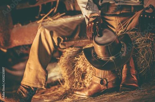 Fényképezés  Wester Wear Cowboy