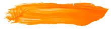 Orange Paint Texture Painting ...