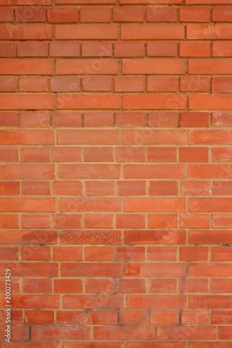 Photo sur Toile Brick wall Brick wall as background.