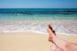 Strand in der Karibik auf Jamaika