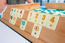 Turkish Board Game Okey (Rummi...