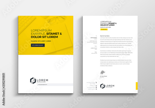 creative clean flyer design buy this stock template and explore