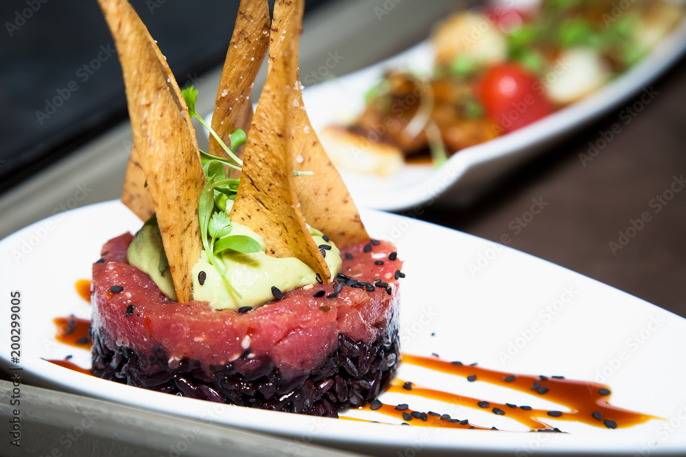 Fototapety, obrazy: Gourmet Meal