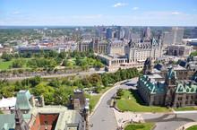 Aerial View Of East Block Of P...