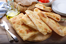 Focaccia, Flat Bread