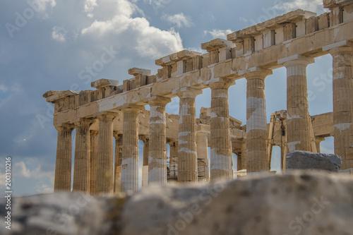 Fotografie, Obraz  acropolis