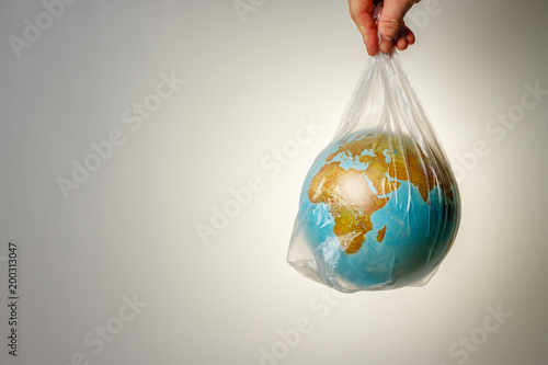 Fotografía  The concept of World Environment Day
