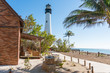 Lighthouse of Key Biscayne