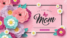 Happy Mother's Day Greeting Ca...