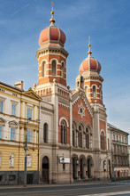 Great Synagogue Of Plzen
