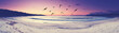 Insel - Strandpanorama