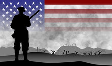 Commemoration Of The Centenary Of The Great War, USA