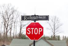 Railroad Avenue Southeast And ...
