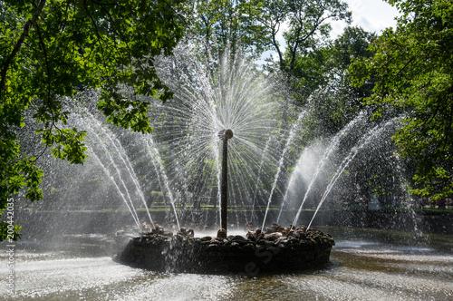 Papiers peints Fontaine Fountain