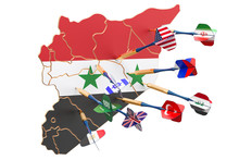 Syrian Political And War Confl...
