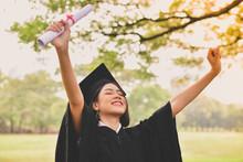 Graduation Concept. Graduated ...