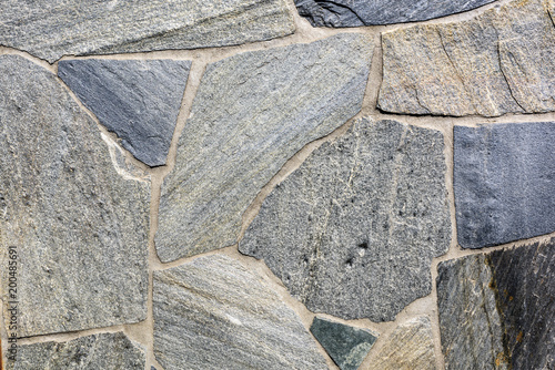 Foto op Canvas Stenen Texture of natural stone. Natural stone pattern background texture.