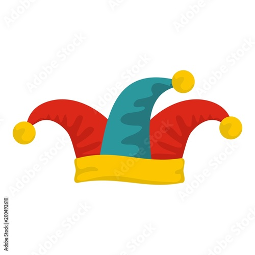 Foto Jester hat icon