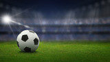 Fototapeta Sport - Fußball im Stadion