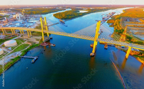 Photo Cochrane-Africatown USA Bridge, Mobile, AL