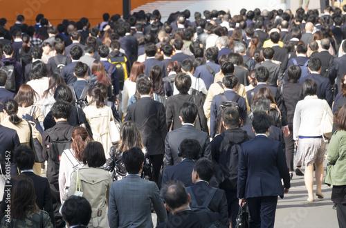 東京・通勤イメージ - 200515452