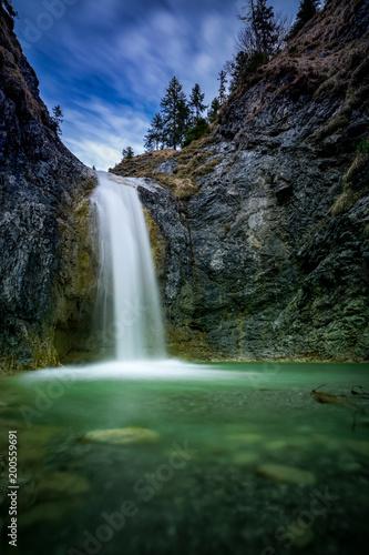 Wasserfall Bayern (Finzalm)