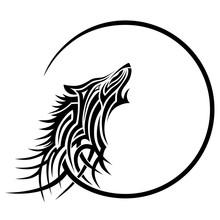 Wolf Tattoo / Wolf Tattoo Trib...