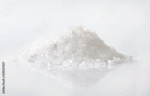 Poster Aromatische coarse grained salt
