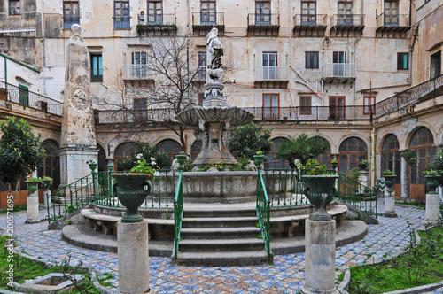 Photo Palermo, il convento di Santa Caterina d'Alessandria