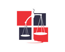 Scales Of Justice Equality Law...