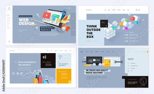 website template designs