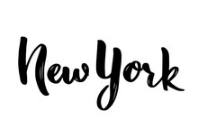 New York Hand-lettering Callig...