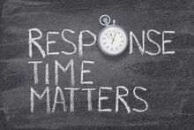 Response Time Matters Watch