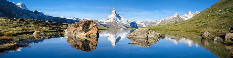Stellisee und Matterhorn Pa...