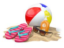 Beach Accessories For Relaxing...