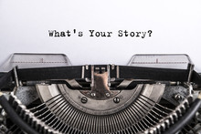What's Your Story? The Text Is...