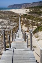 Wooden Path Beach Access