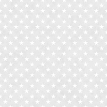 Gray And White Stars Seamless Pattern Background