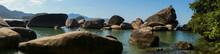 Cachadaco Beach Boulders Near ...