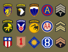 Airborne, Air Force And Army P...